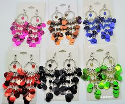 wholesale jewelry lot winter color beaded  fashion drop/dang